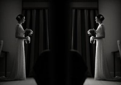 bride-reflection